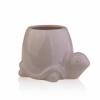 Кашпо керамика черепашка 3104-9,5 Beige