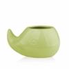 Кашпо керамика кит 3102-8 Green
