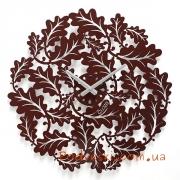 Настенные часы металлические Вечность 50 см