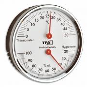 Термометр-гигрометр механический TFA 45204142