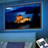 Картина с LED-подсветкой Замок