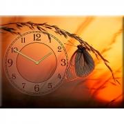 часы на холсте купить Киев подарок