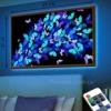 Картина с LED-подсветкой Бабочки