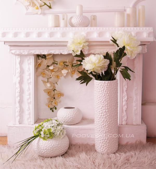 керамические вазы украшение интерьера Этерна