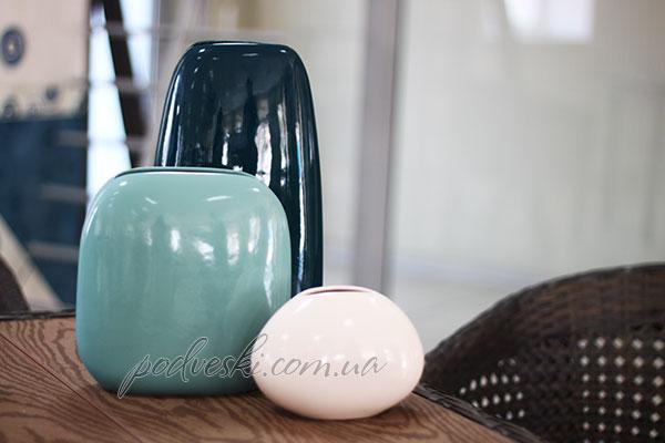 декоративные вазы купить Киев Украина