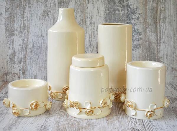 вазы керамика декор Украина подарок женщине интерьер